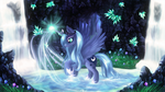Magic Pond Luna by macalaniaa