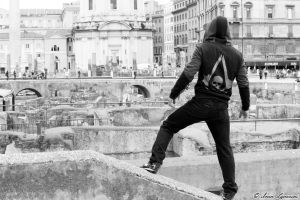 Synchronizing Rome for the Assassin's Creed Video by LeonChiroCosplayArt