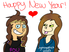 HAPPY NEW YEARS 2013 by ryansross