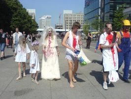 Zombie Stock in town by ChaosStocks