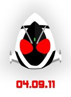 Switch on Fourze by Aghief