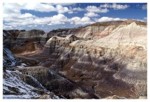 Arizona's Badlands by eaglesgal54