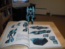 TFA Blurr by TFP-Knockout-Dcon