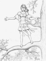 In Touch pencil by nimisha