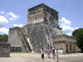 Chichen Itza 8 by Usimi-Omoi