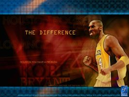 """kobe Bryant """"The Difference"""" by YaDig"""