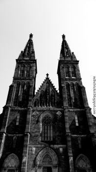 Cathedral I by NebelViolet