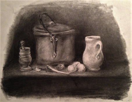 Still Life by JessicaKa