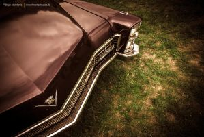 Cadillac Front by AmericanMuscle