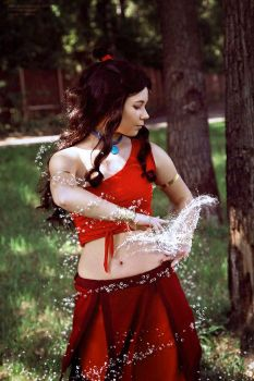 Waterbender - Katara by TophWei