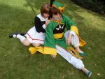 Cosplay: Awwwww. by hobbit-katie