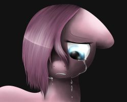 Icon large for Sad-My-Little-Pony by LittleWhispurr