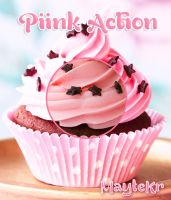 Piink Action by MayteKr