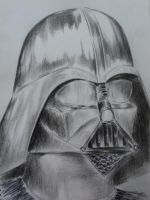 Darth Vader by DualityNoir