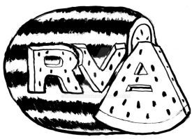 RVA Watermelon  Logo by rawjawbone