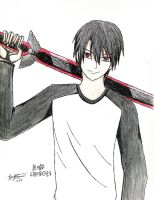 Old Drawing XD by tamalord
