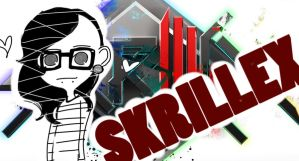 SKRILLEX! by timelessConfusion