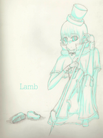 Contest Entry: Lamb by Lukia148