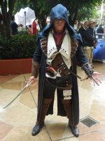 Anime Los Angeles 2015 Assassin's Creed by Demon-Lord-Cosplay