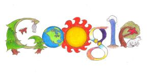 Doodle 4 Google by puggers