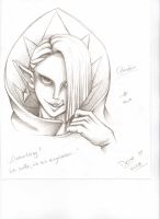 Gift - Ghirahim by HinaTheBlue