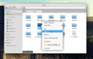 New Option-Menu for Elementary OS by schuhumi