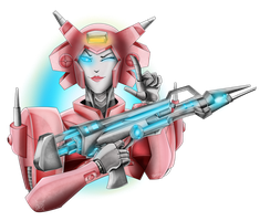 Want Some Of THIS! - Elita-1: By Putt125 by LadyElita-Arts