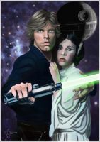 The Skywalkers by Amyhoi