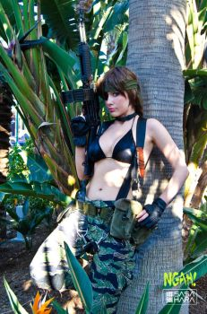 Naked Snake CrossPlay [Metal Gear Solid] by SasaharaPhoto