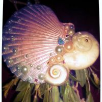 Mermaid Hair Pin by MerBellas
