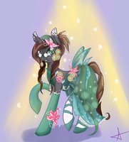 Gift : Sweet Melody by Geeflakes-art