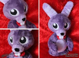Bonny Five Nights at Freddys 3 inspired Plushie by LiChiba