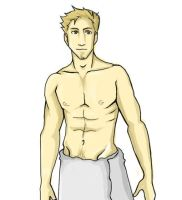 Alistair the smexy by Ashuo