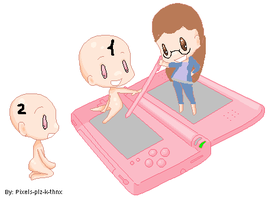 ::collab:: Nintendo DS by 122-natalia-cat