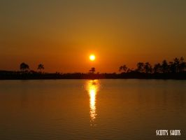 Sunset 032611 03 by Skip1967