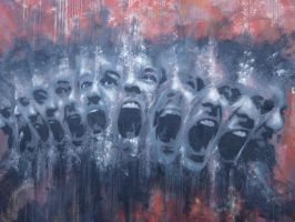 The scream by Ride2more