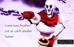 The Great Papyrus! by FourthFilly4th