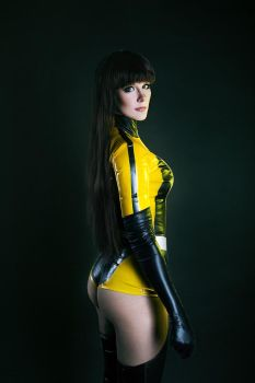 Watchmen Silk Spectre cosplay by shproton