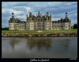 Chateau de Chambord by Alouette-Photos