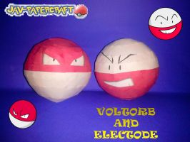 Voltorb Electrode by javierini