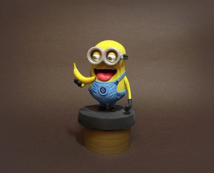 Minion by Gissar