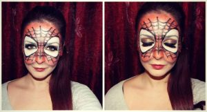 Spiderman mask by Tania20a