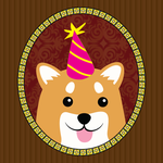 Birthdaydoge by pinguino