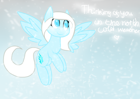 Dreamin Toughts And Cold Weather by BittyKitKat