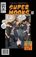 Super Mooks Issue 3 by project4studios