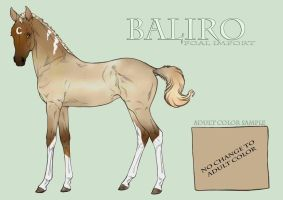 baliro import for sablewynd by Nuuhku87