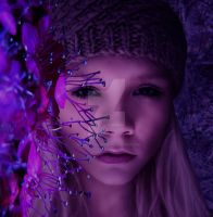 Violet by DreamscapeCovers