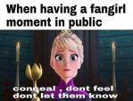 Control you fangirl moments by alys2