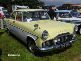 1962 Ford Zodiac by The-Transport-Guild