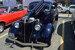 1936 Ford Sedan II by Brooklyn47